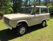 1971 Ford BroncoBase